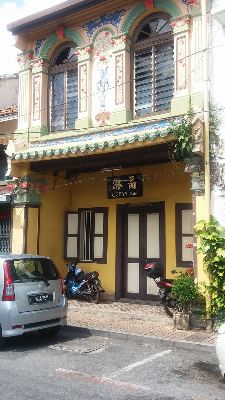 Chainesse Tradisional home, Malacca