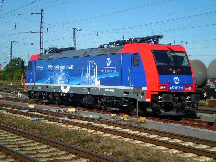482   Railpool Infraleuna