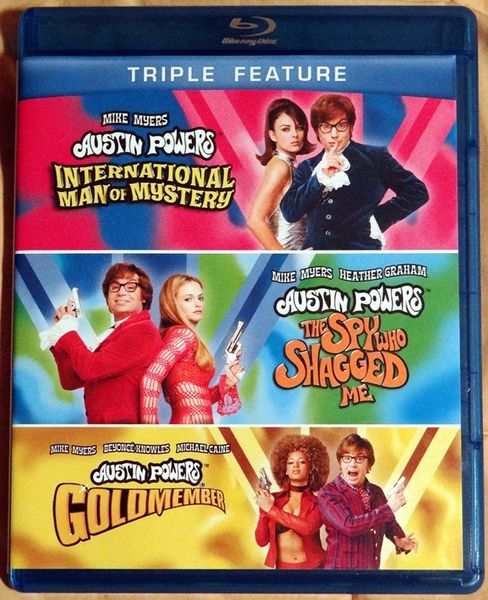 Austin Powers NEW Blu-Ray Collection http://www.listia.com/auction/15664139-austin-powers-new-blu-ray-collection