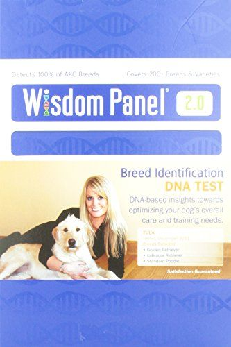 Wisdom Panel 20 Breed Identification DNA Test Kit * Want to know more, click on the image.
