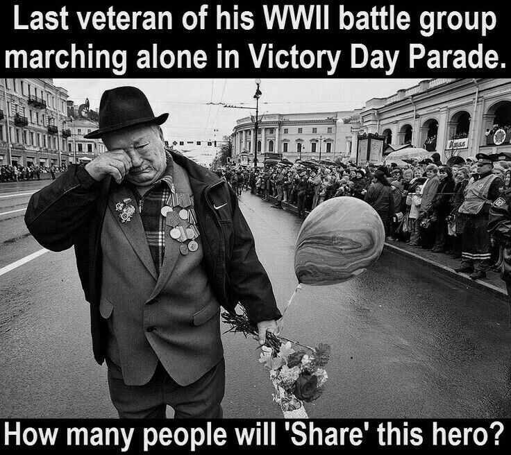 I feel bad for him, his battle group is dead and he's the last survivor.