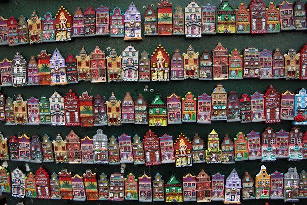 Holland House souvenirs Gratis Stock Foto - Public Domain Pictures