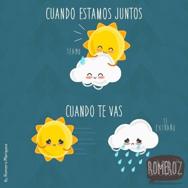 Cuando estamos juntos - Happy drawings :)
