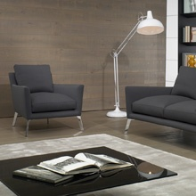The Ava from Casadesus features elegant sobriety with its elegant lines and fine detailling