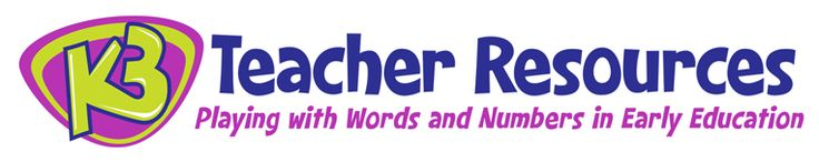 K-3 Teacher Resources - Free Stuff for Teachers -  Not just free printable worksheets, but Free hands-on printable resources.