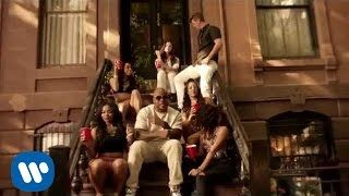 Flo Rida ft. Robin Thicke & Verdine White - I Don't Like It, I Love It [Official Video] - YouTube