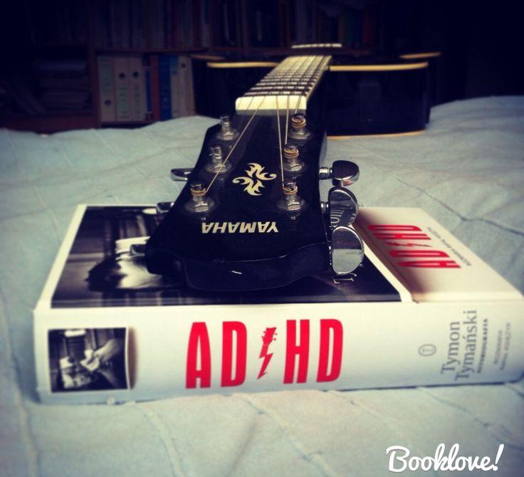 Booklove! ADHD, Tymon Tymanski