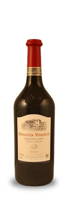Dinastía Vivanco Crianza 2008, Red wine Rioja at decantalo.com