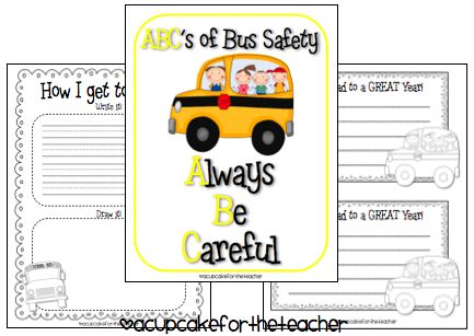 Best Safety Images On   School Bus Safety School