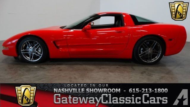 2002 Chevrolet Corvette #188NSH for Sale in La Vergne, Tennessee Classified | AmericanListed.com