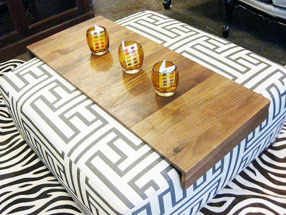 ottoman wrap table!