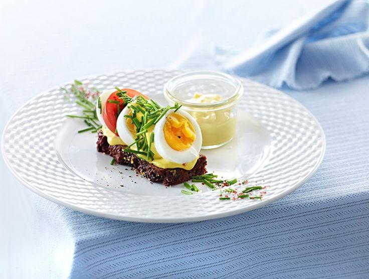 Verdens bedste æggemad
