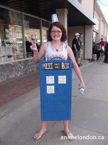 Ms TARDIS #FCBD2015 #DoctorWho