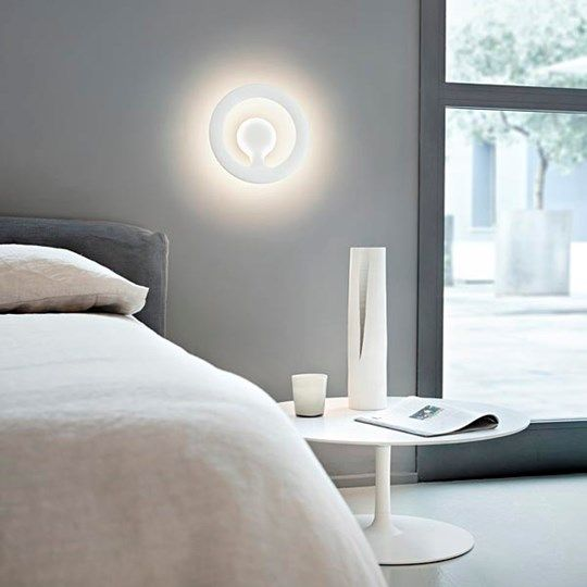 Orotund Wall Sconce by Flos. Get it at LightForm.ca