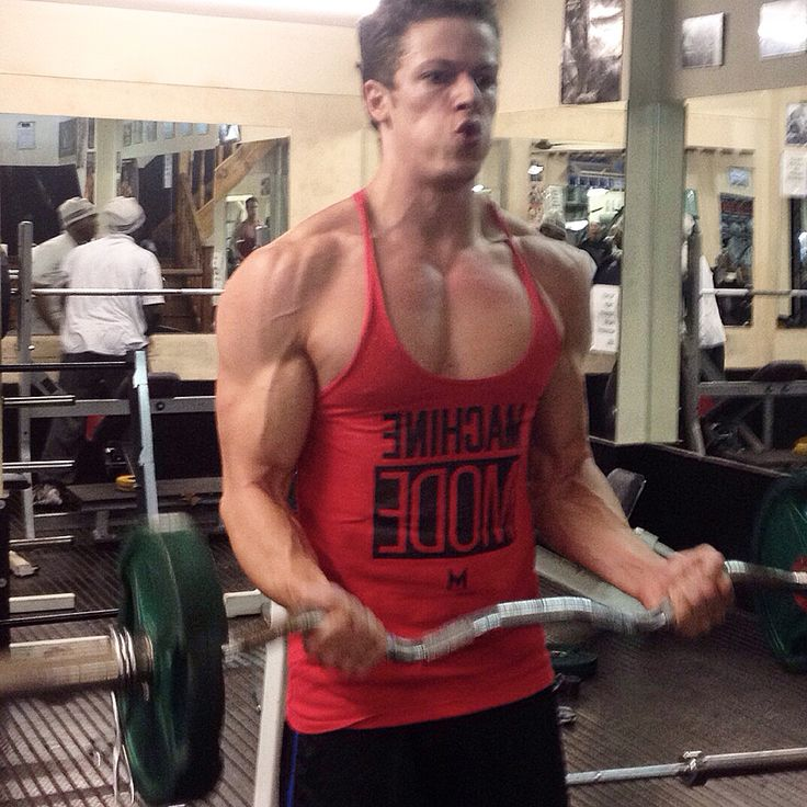 Slow Negative Reps Are The Cornerstone To Training Smart Let The Weights Drop Down Fast Every Rep And You Re Only Getting Hal Martial Arts Sport Fitness Train
