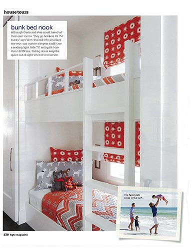 25 best ideas about unique bunk beds on pinterest for Vern yip bedroom designs