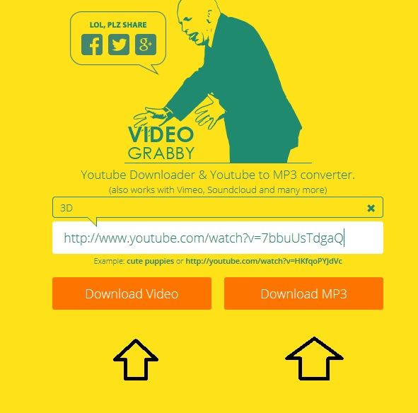 Grabby - Κατέβασε Βίντεο και Mp3 από το YoutubeTech Time: Video
