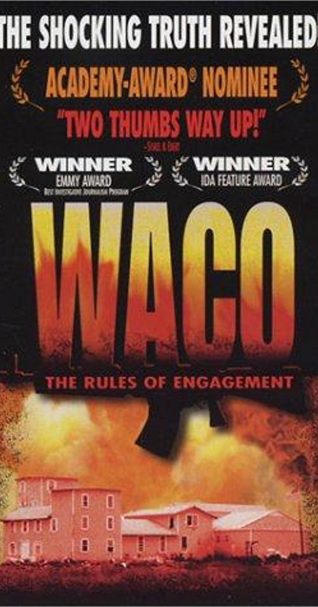 Waco: The Rules of Engagement (William Gazecki, 1997)