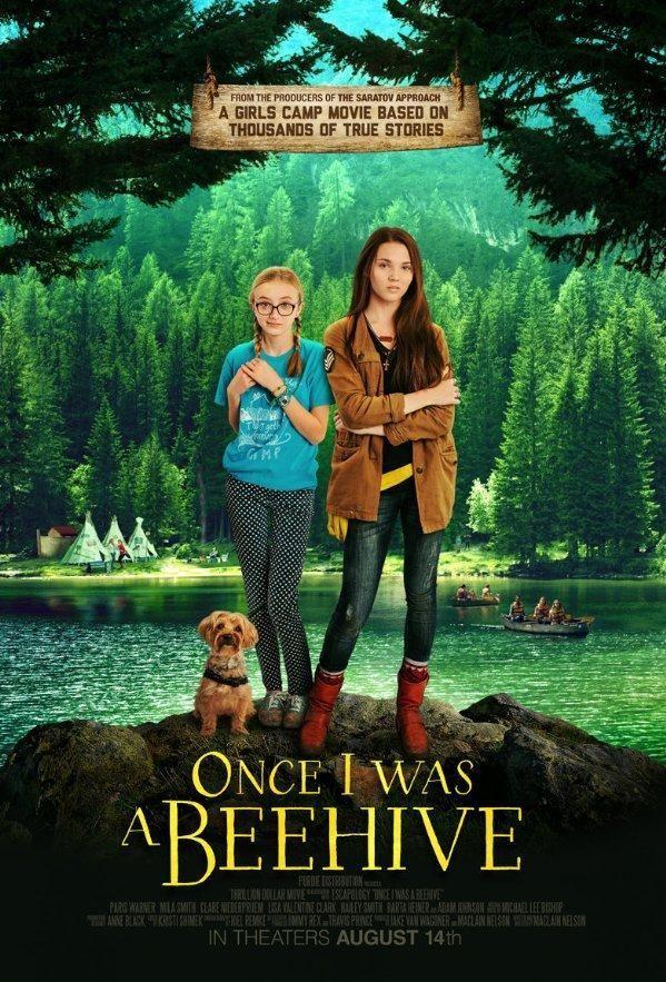 En Once I Was a Beehive, después de perder a su padre que padecia cáncer, una adolescente se une de mala gana a un campamento de…