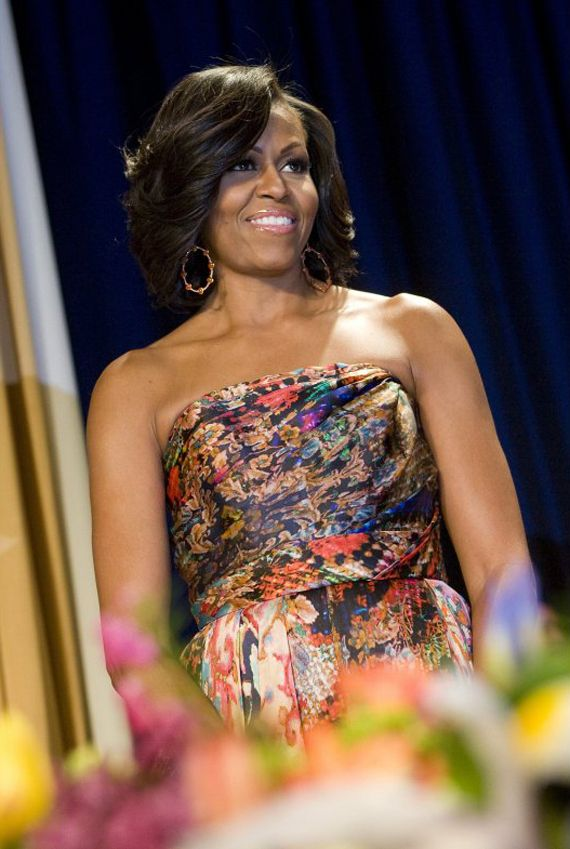 Michelle Obama -- 2012 White House Correspondents' Dinner