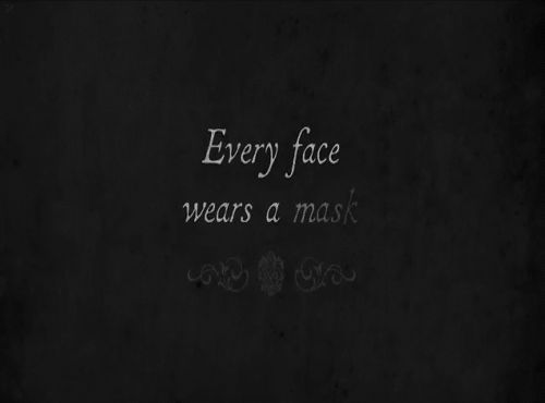 face + mask