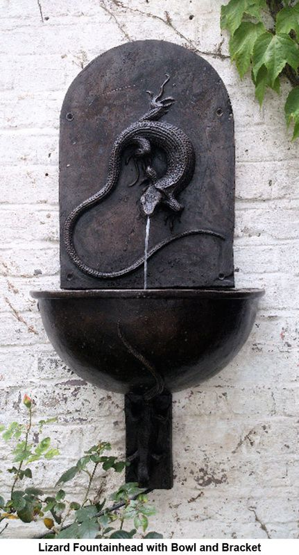 Wall Fountains - Lucy Smith                                                                                                                                                      More