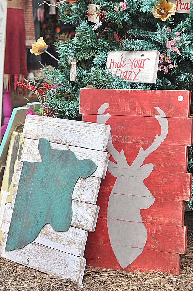 I may need to make a deer or elk silhouette sign for my dad someday