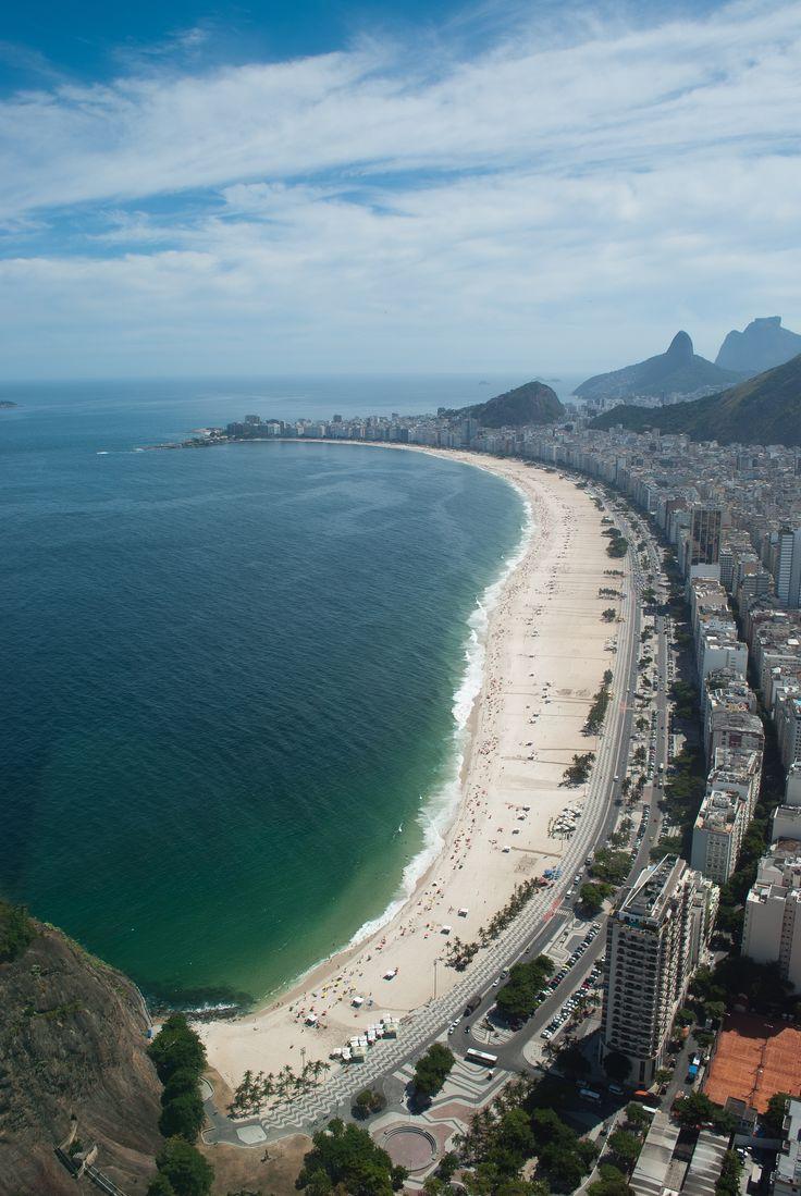#AIRPLANE - COPACABANA BEACH, RIO DE JANEIRO  #AARBMagazine #riodejaneiro #Rio2016 #Brazil #Copacabana #travel
