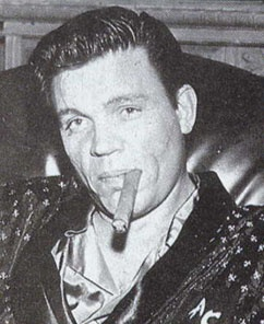 NEVILLE BRAND (1920 - 1992) reliable bad guy. Stalag 17.