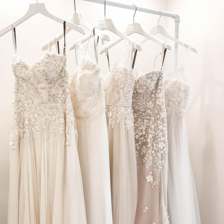 Jenny Yoo Bridal // Textured Bridal Gowns // Sequins, Beaded, Applique, Floral // Various Wedding Dresses for the Romantic and Simple Bride
