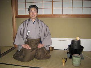 Tea Ceremony at Beniya Mukayu - Luxury Travel to Japan luxurytraveltojapan.com #japantravel #Beniyamukayu #onsen