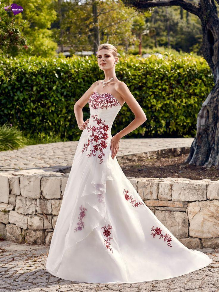 Tama, collection de robes de mariée - Point Mariage http://www.pointmariage.com/