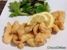 Pollo al limone ricetta cinese il chicco di mais http://blog.giallozafferano.it/ilchiccodimais/pollo-al-limone-ricetta-cinese/