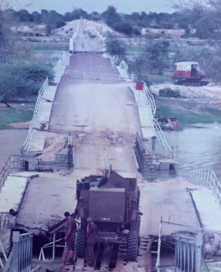 Xangongo bridge