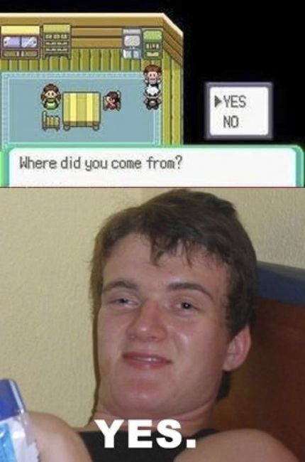 Pokemon, Are You Stoned?  See more funny pics at killthehydra.com!