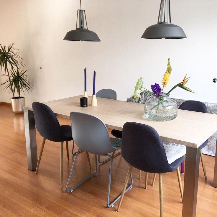 172 best Wonen images on Pinterest | Interior, Bedroom table lamps ...