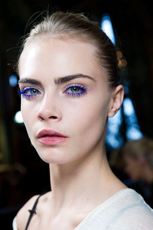 FASHION Magazine | 5 coloured mascaras that make a serious case for neon lashes