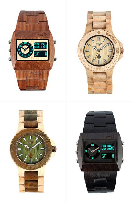 I still want a watch by WeWOOD!