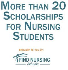 Student #nurses, check out these #nursing scholarships, via @americannurses.