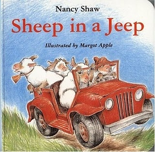 Sheep in a Jeep (Rhyming)