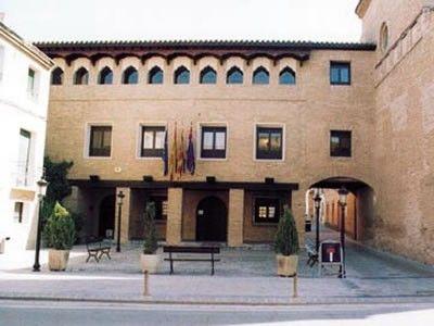 Ayuntamiento de la Puebla de Alfinden, Zaragoza