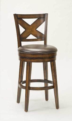 hillsdale sunhill 265 inch swivel counter stool