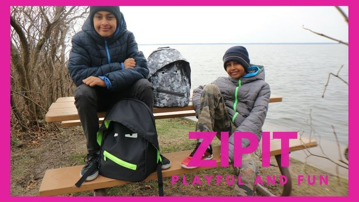 ZIPIT AWESOME BACKPACKS AND PENCIL CASES MONSTERS