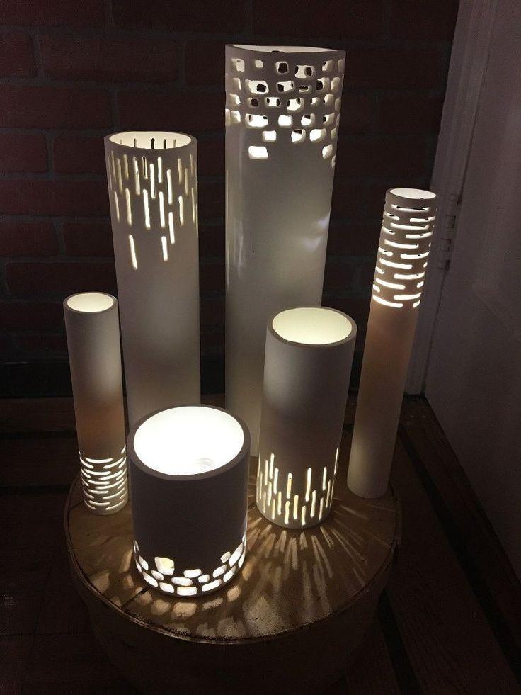 Turn PVC Pipes into Luminaries