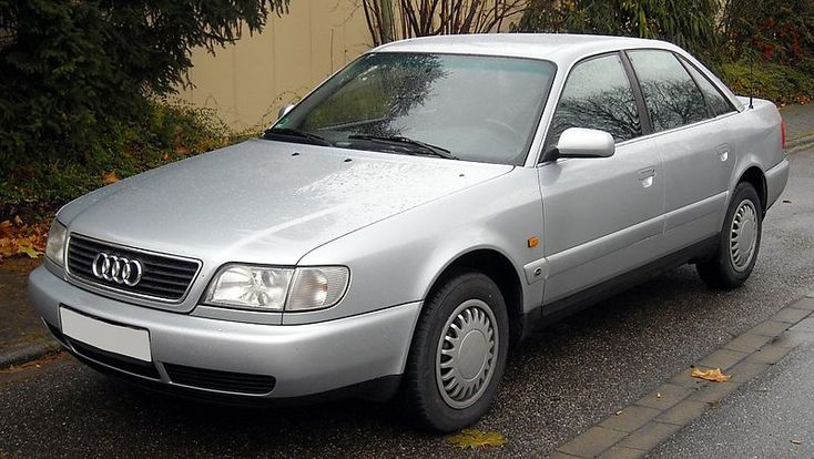 Audi A6 (1995-2001)