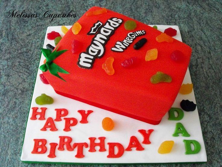Maynard Wine Gum Cake