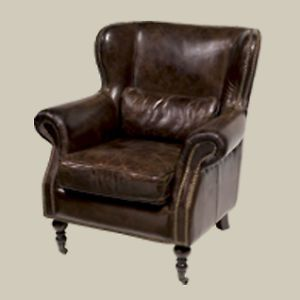 VINTAGE LEATHER CHAIRS FOR SALE