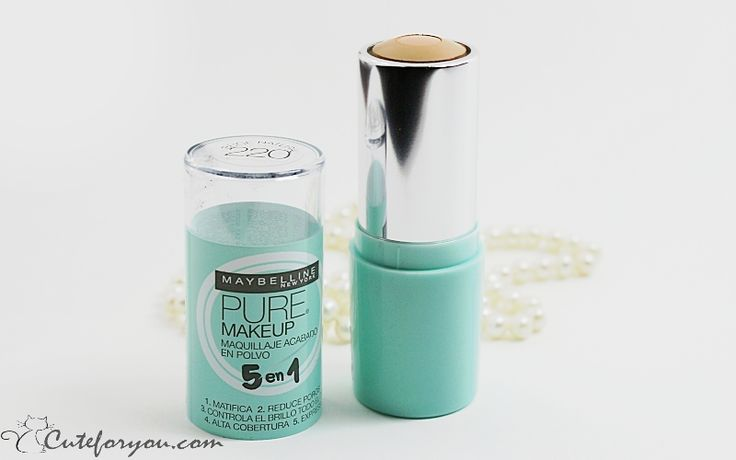 maybelline pure makeup 5 en 1 reseña opinion beautyblogger argentina