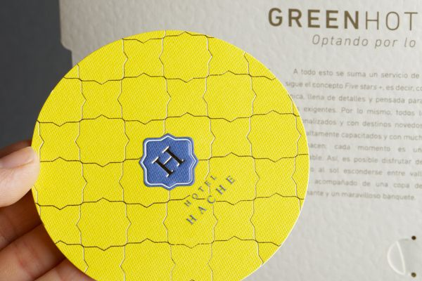 Antalis GMS - Gold Hotels by Labdiseño Chile, via Behance