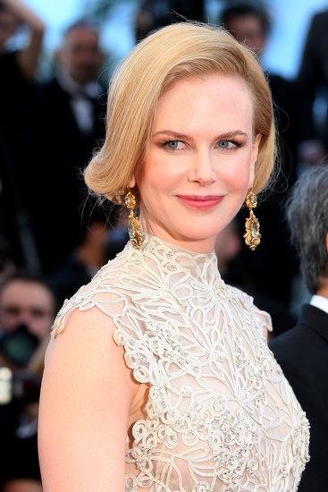 Nicole Kidmans Hair at Cannes Festival 2013